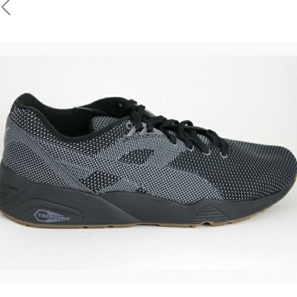 aaef6e5129a Puma Trinomic R698 Knit Mesh Shoes. M 5b2d109da5d7c6d75814ee60